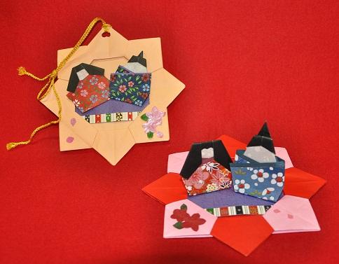 クリスマス 折り紙 ひな祭り 折り紙 : tomo-rekimin.org